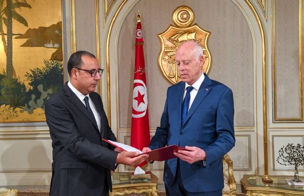 رئيس الوزراء التونسي المكلف هشام المشيشي يعلن عن حكومة تكنوقراط