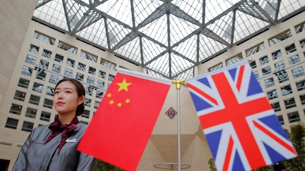 لندن تخلت عن علاقاتها الطيبة مع الصين