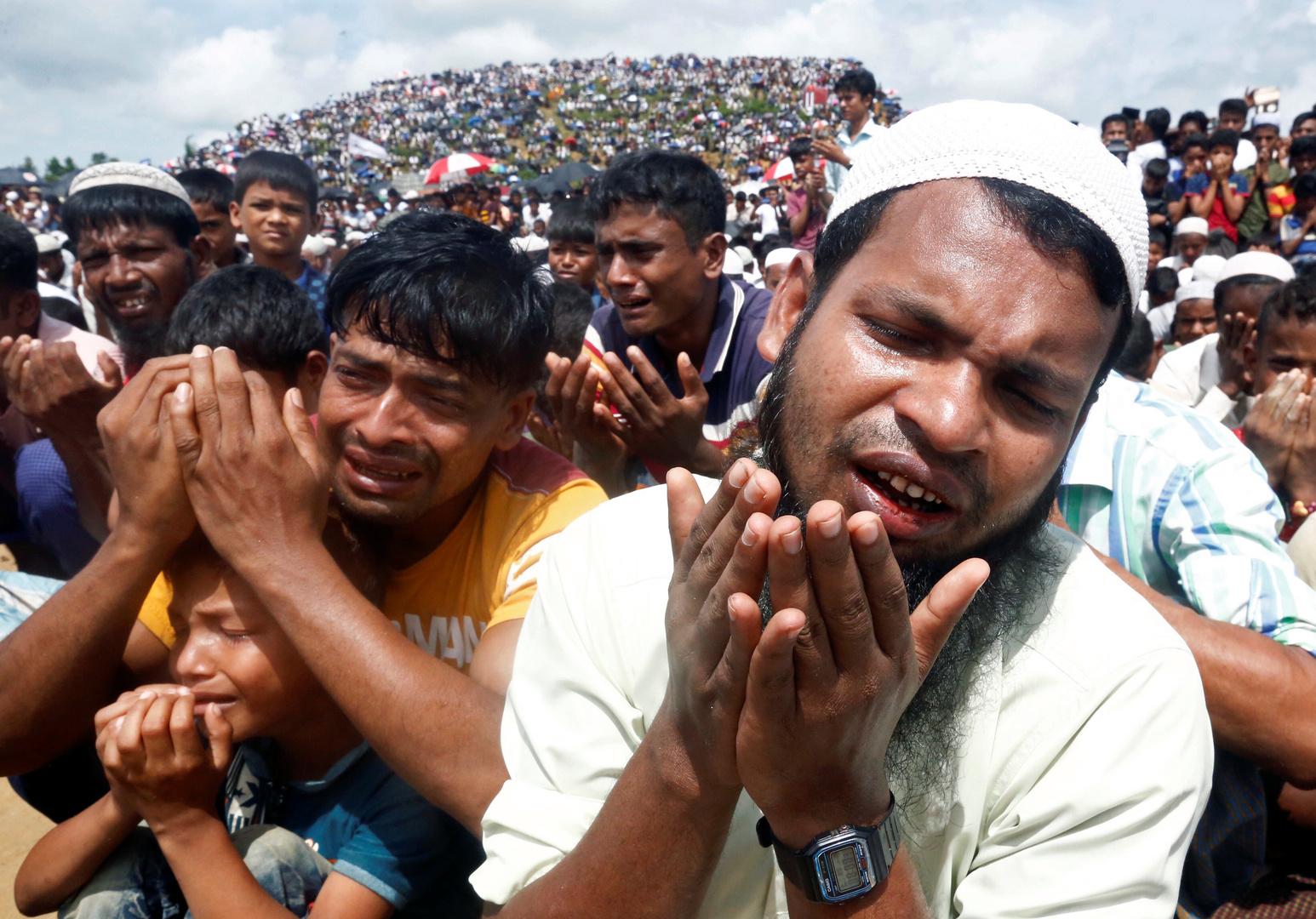 منع سياسيين من أقلية الروهينغا من الترشح لخوض الانتخابات في ميانمار
