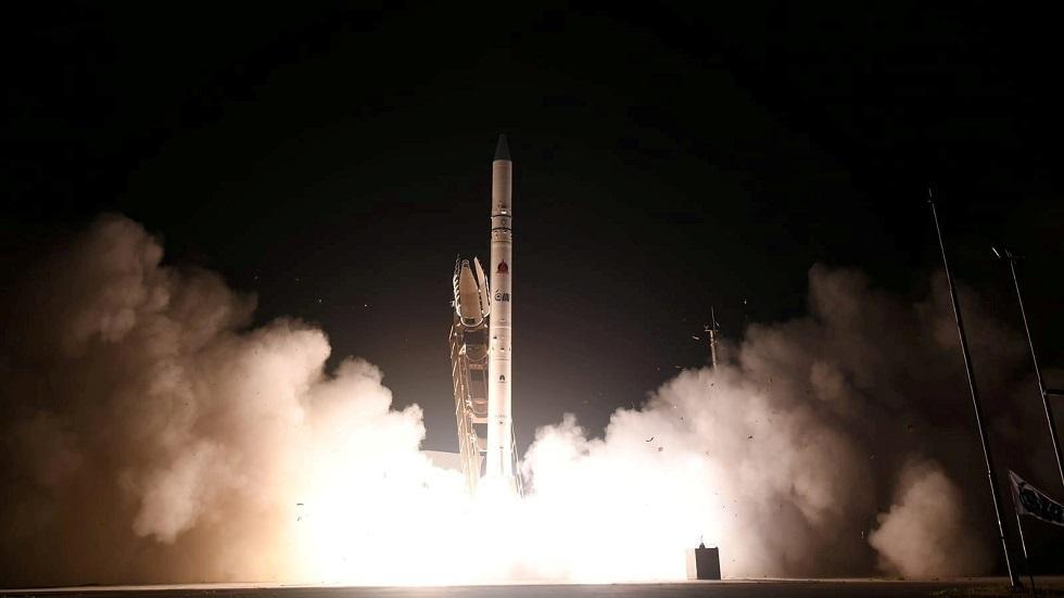 إسرائيل تكشف عن الصور الأولى من قمرها الصناعي
