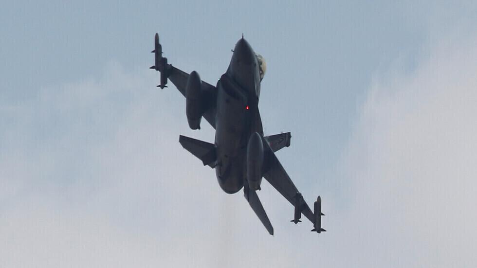 مقاتلة تركية من طراز