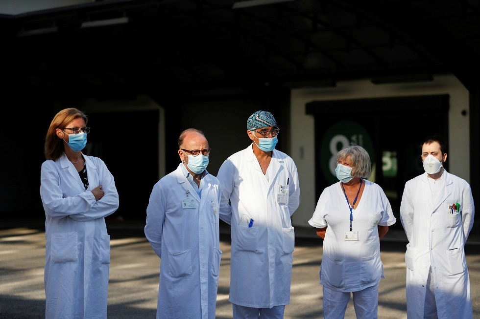 إيطاليا.. تسجيل أعلى حصيلة إصابات يومية بكورونا منذ مايو
