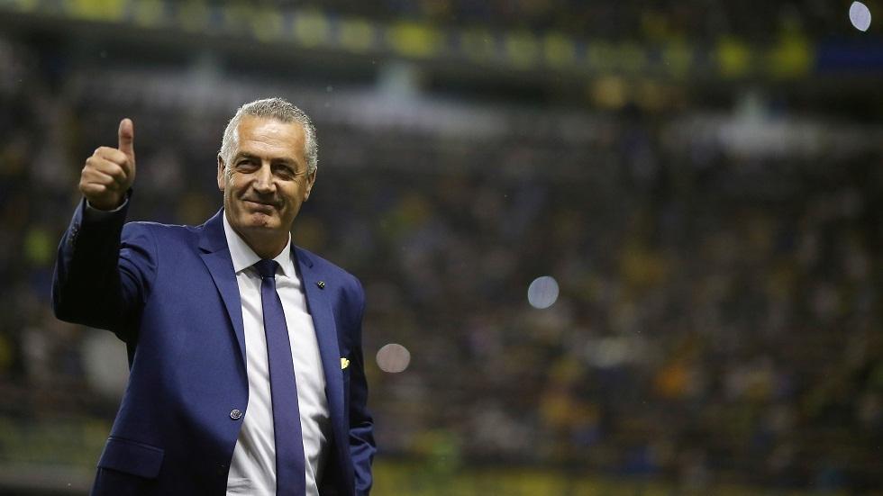 تعيين الأرجنتيني ألفارو مدربا للمنتخب الإكوادوري لكرة القدم