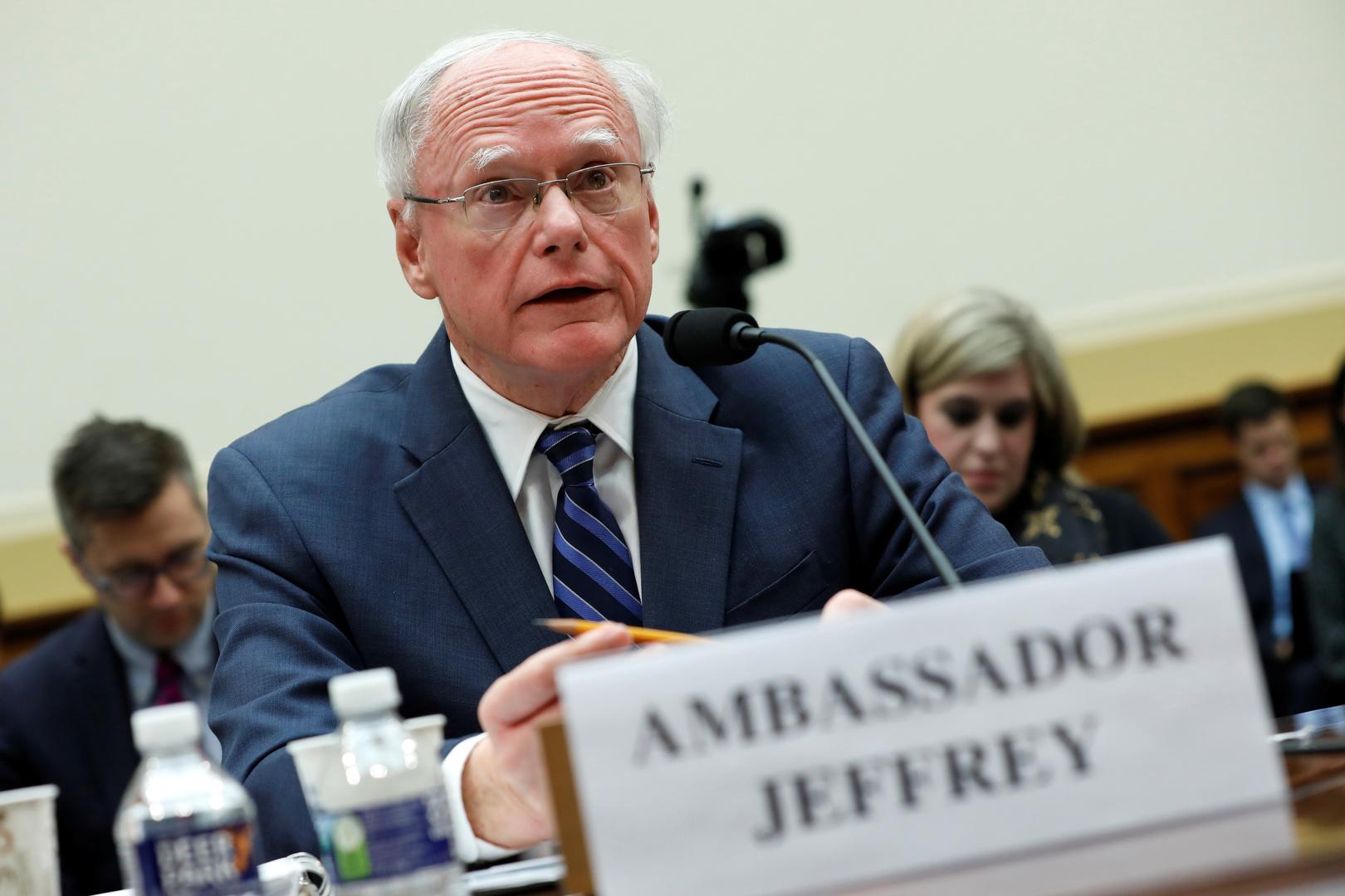 الولايات المتحدة: لا أراضي أخرى يمكن أن يسيطر عليها النظام السوري عسكريا