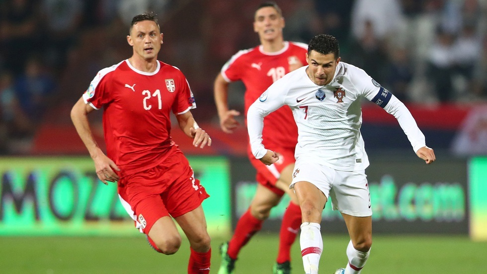 الصربي ماتيتش يعتزل اللعب دوليا