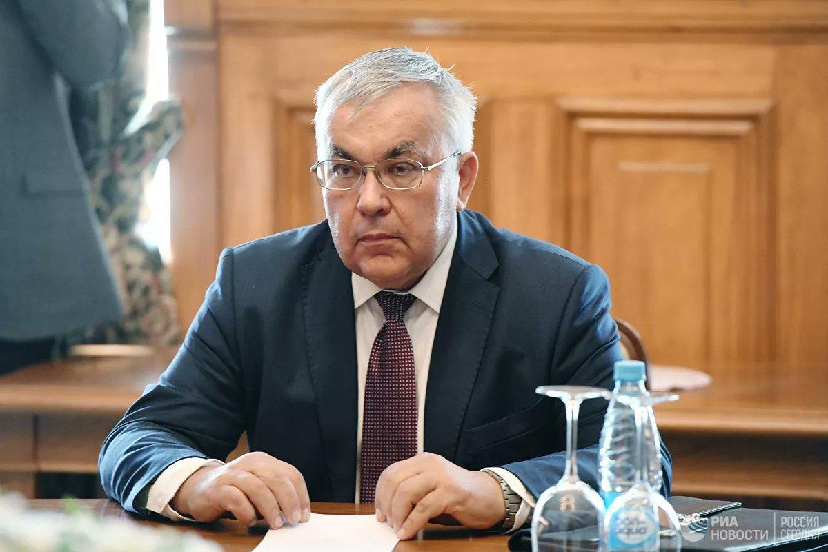 نائب وزير الخارجية الروسي سيرغي فرشينين