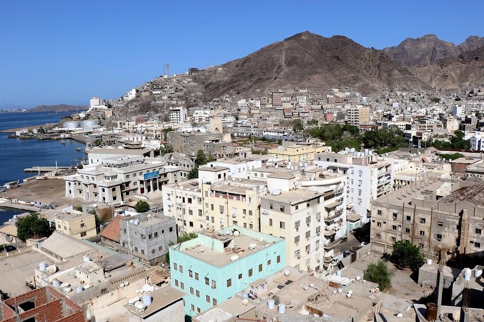 محافظة عدن اليمنية