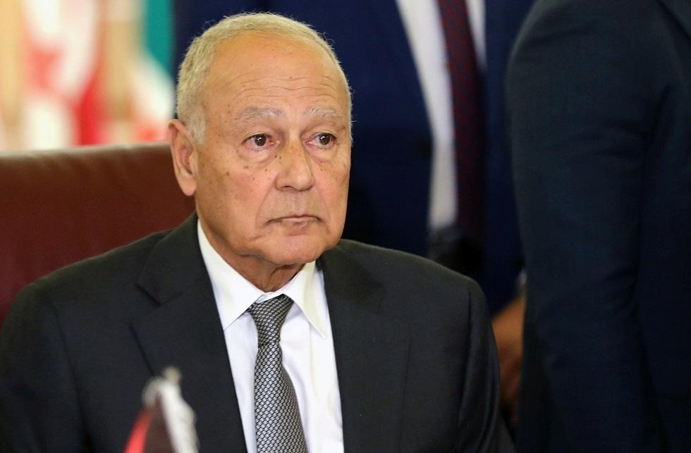 أمين عام جامعة الدول العربيةأحمد أبو الغيط