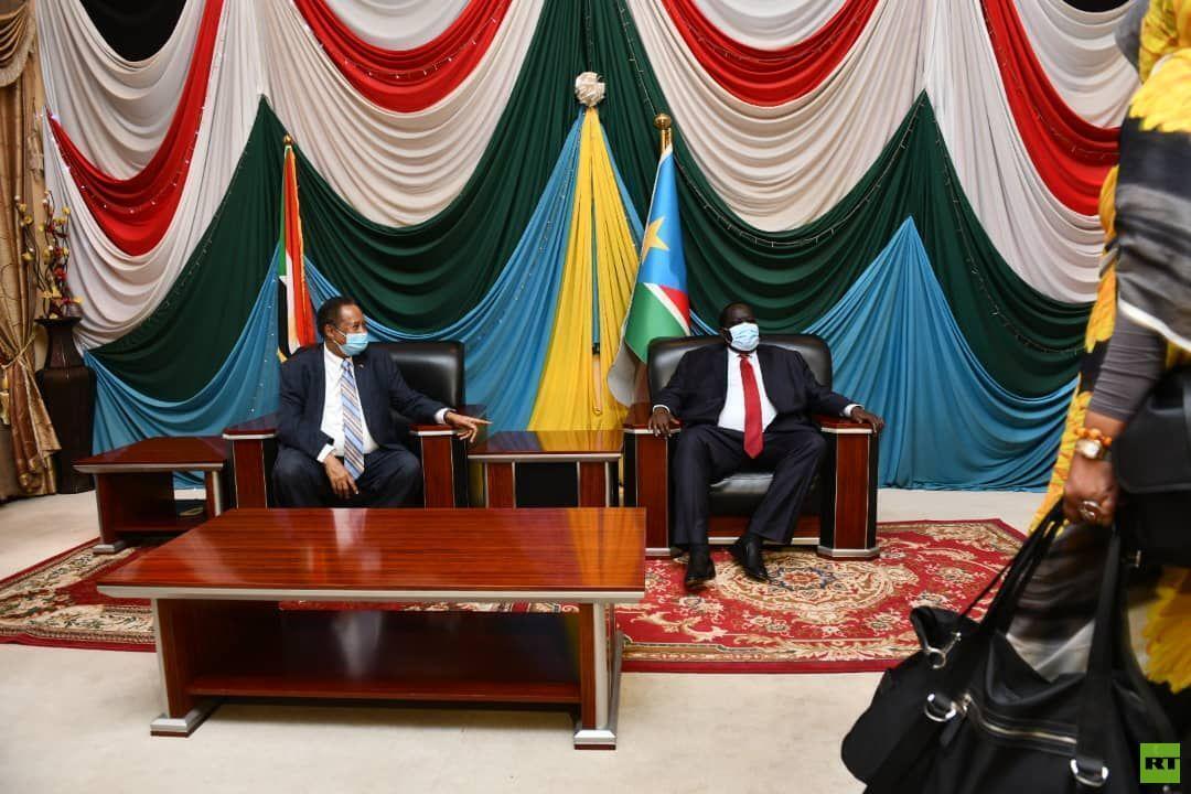 السودان يوقع اتفاق سلام مع جماعات متمردة من دارفور والمناطق الجنوبية