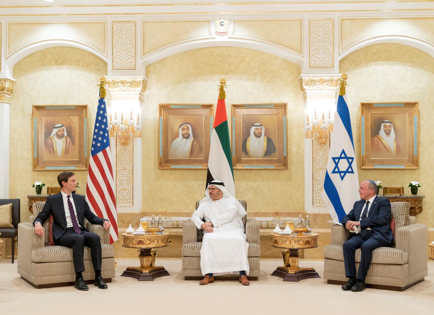نتنياهو: تم توجيه الدعوة إلى وفد إماراتي لزيارة إسرائيل