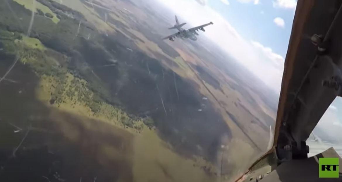إطلاق نار على أهداف أرضية في مسابقة