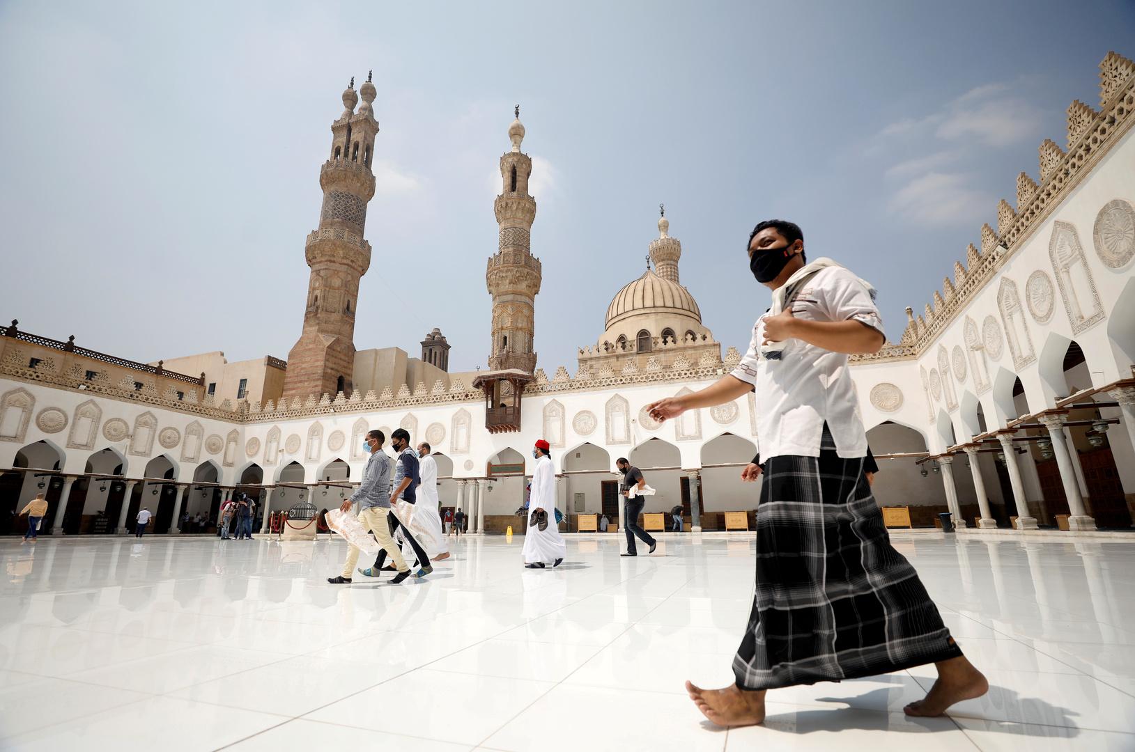 مسجد الأزهر