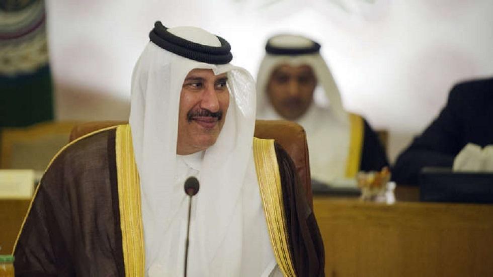 حمد بن جاسم آل ثاني: لا داعي لهذا النحيب على وصول طائرة إسرائيلية إلى أبو ظبي