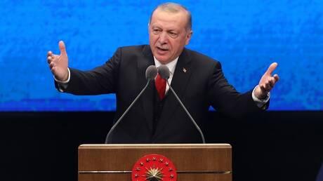أردوغان: سنكثر من أصدقائنا ونقلل من خصومنا