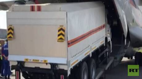 وزارة الطوارئ الروسية ترسل مساعدات إلى لبنان