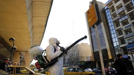 إيران.. ارتفاع إجمالي الإصابات بكورونا إلى نحو 325 ألف حالة