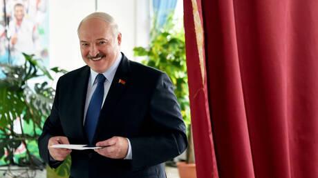 لوكاشينكو يحصل على أكثر من 80% من الأصوات حسب النتائج الأولية لانتخابات بيلاروس