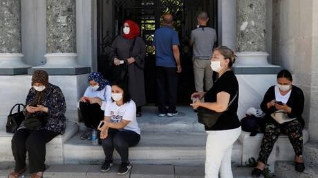 تركيا.. أكثر من ألف مصاب جديد بكورونا
