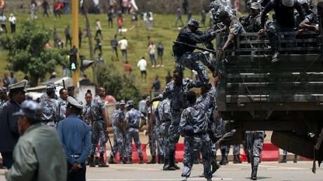 مقتل 10 أشخاص في احتجاجات من أجل الاستقلال في إثيوبيا