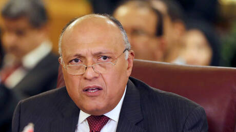 وزير خارجية مصر في لبنان الثلاثاء ليلتقي مجموعة من المسؤولين