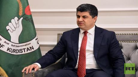 العراق.. إصابة الرئيس المشترك للاتحاد الوطني الكردستاني بفيروس كورونا