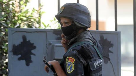 مصر.. مواطن يطلق النار على زوجته في الشارع (صورة)
