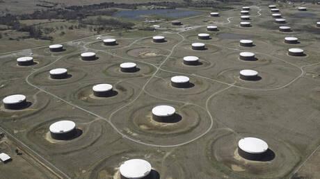 معهد البترول: مخزونات النفط والوقود في الولايات المتحدة هبطت خلال الأسبوع الماضي