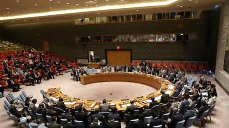 مجلس الأمن يبدأ التصويت على  مشروع قرار تمديد حظر الأسلحة على إيران