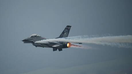 """الولايات المتحدة تبرم صفقة ضخمة مع  تايوان لبيعها مقاتلات """"إف-16"""""""