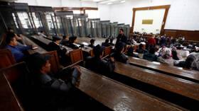 القضاء المصري يفصل مدرسا جامعيا بسبب طالب كويتي