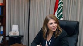 وزيرة العدل اللبنانية ماري كلود تقدم استقالتها على خلفية انفجار مرفأ بيروت