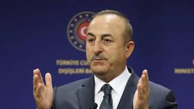 تشاووش أوغلو: سندافع عن مصالحنا في شرق المتوسط حتى النهاية!