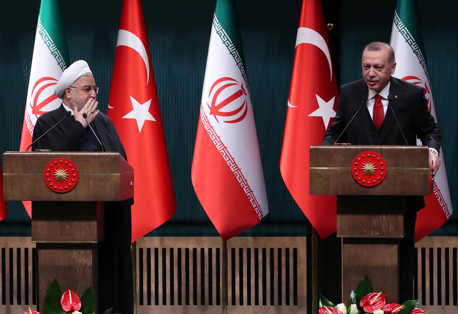 سوف يحصرون إيران في ممر ضيق للغاز