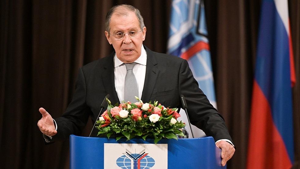 لافروف: لا داعي لفرض وساطة خارجية في بيلاروس