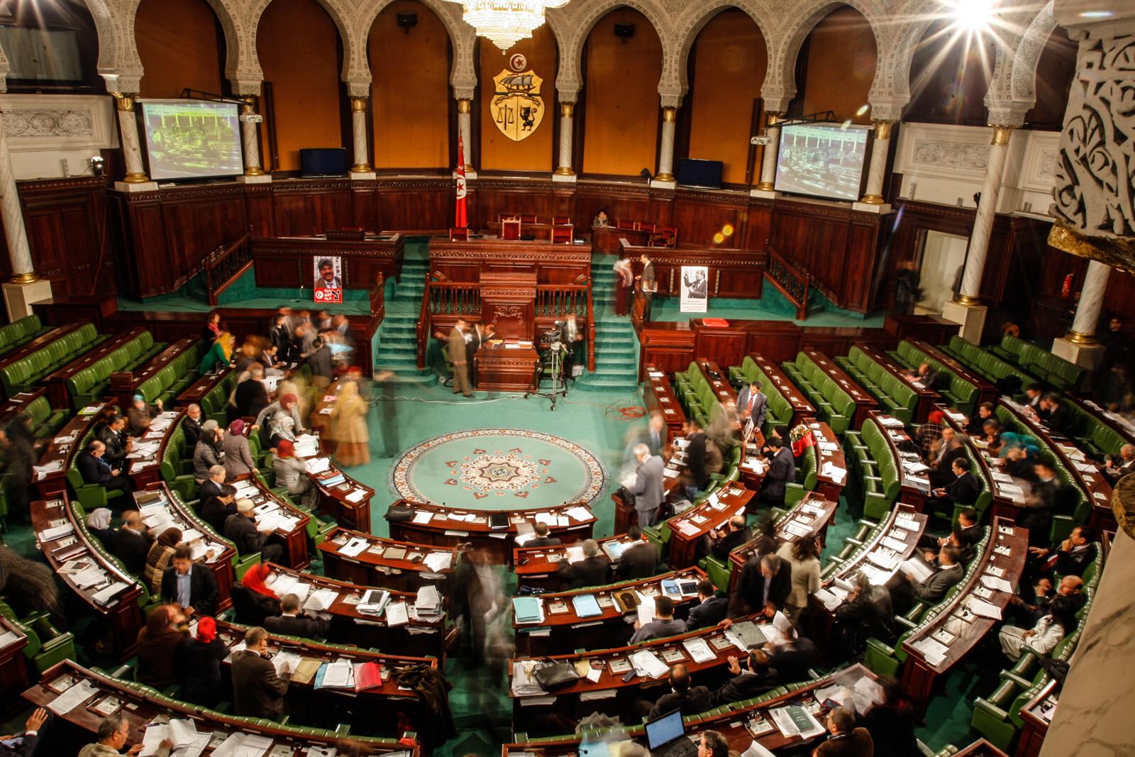 تونس: انطلاق جلسة التصويت على منح الثقة لحكومة المشيشي
