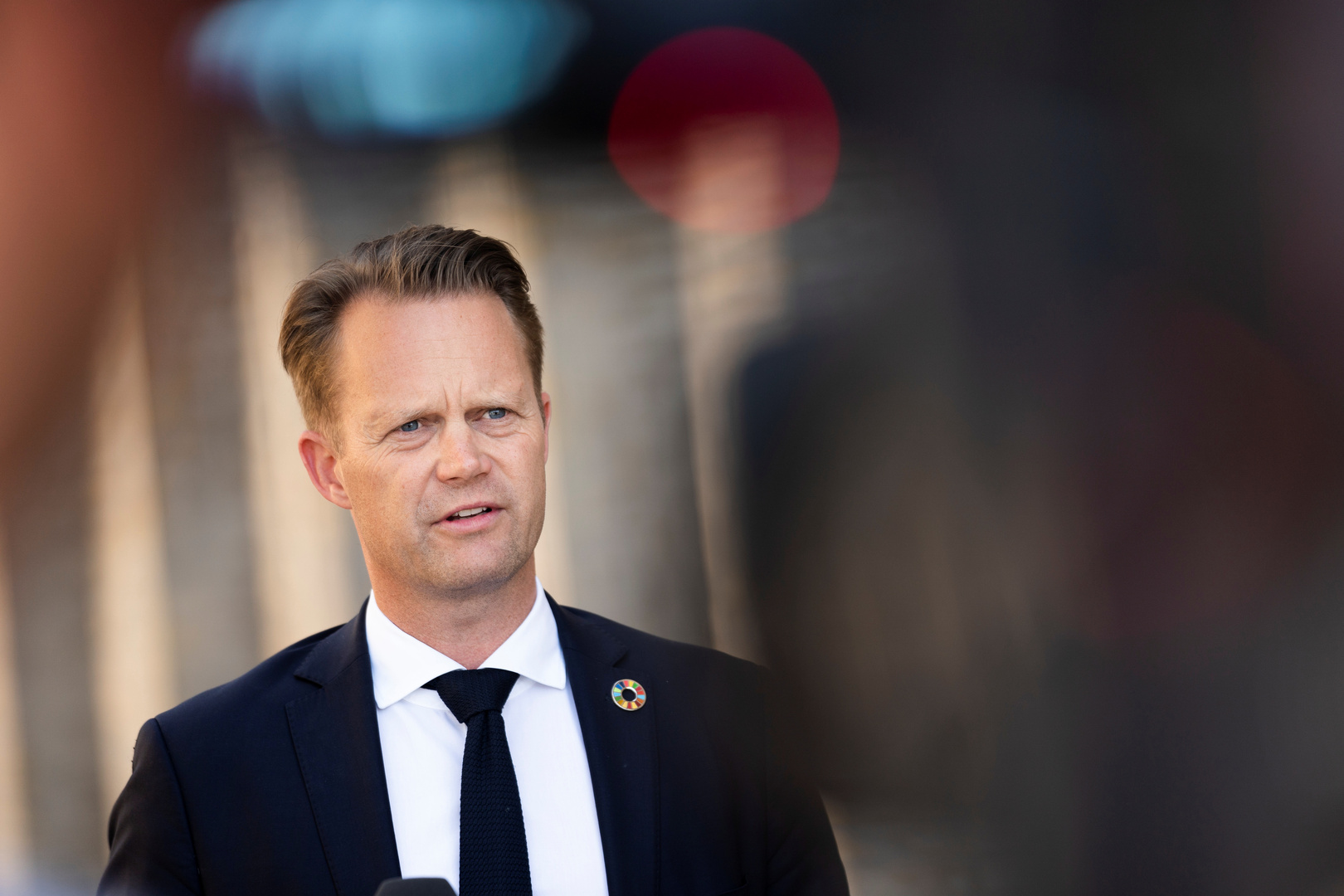 الدنمارك تستدعي السفير الروسي بدعوى انتهاك مقاتلة