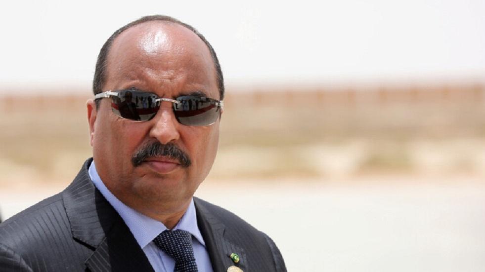 محمد ولد عبد العزيز - رئيس موريتانيا السابق