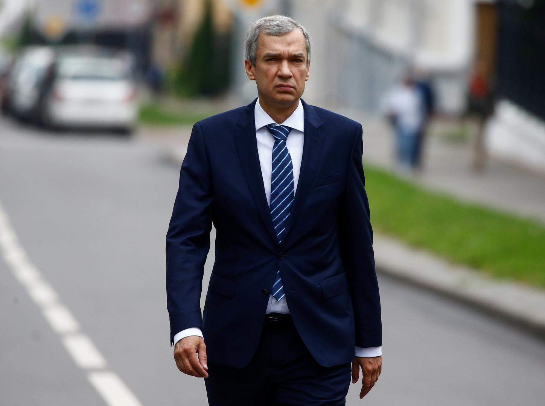 عضو المجلس التنسيقي للمعارضة البيلاروسية، بافل لاتوشكو