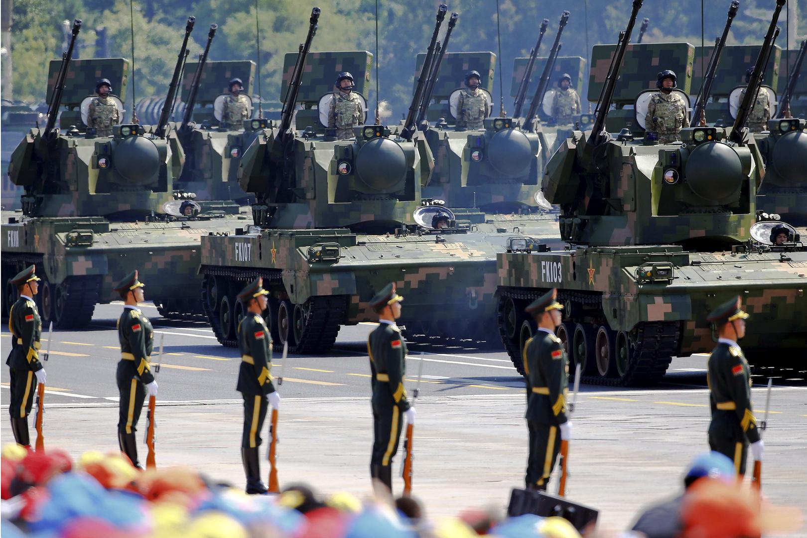 بكين ترفض تقريرا أمريكيا عن الرؤوس النووية الصينية