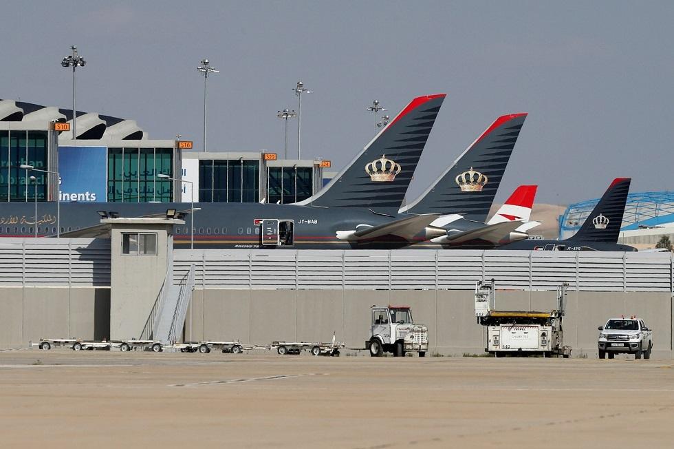 الأردن: إعادة تسيير الرحلات الجوية من مطار الملكة علياء اعتبارا من 8 سبتمبر