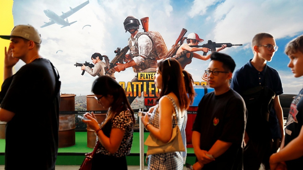 الهند تحظر لعبة PUBG و117 تطبيقا صينيا أخرى