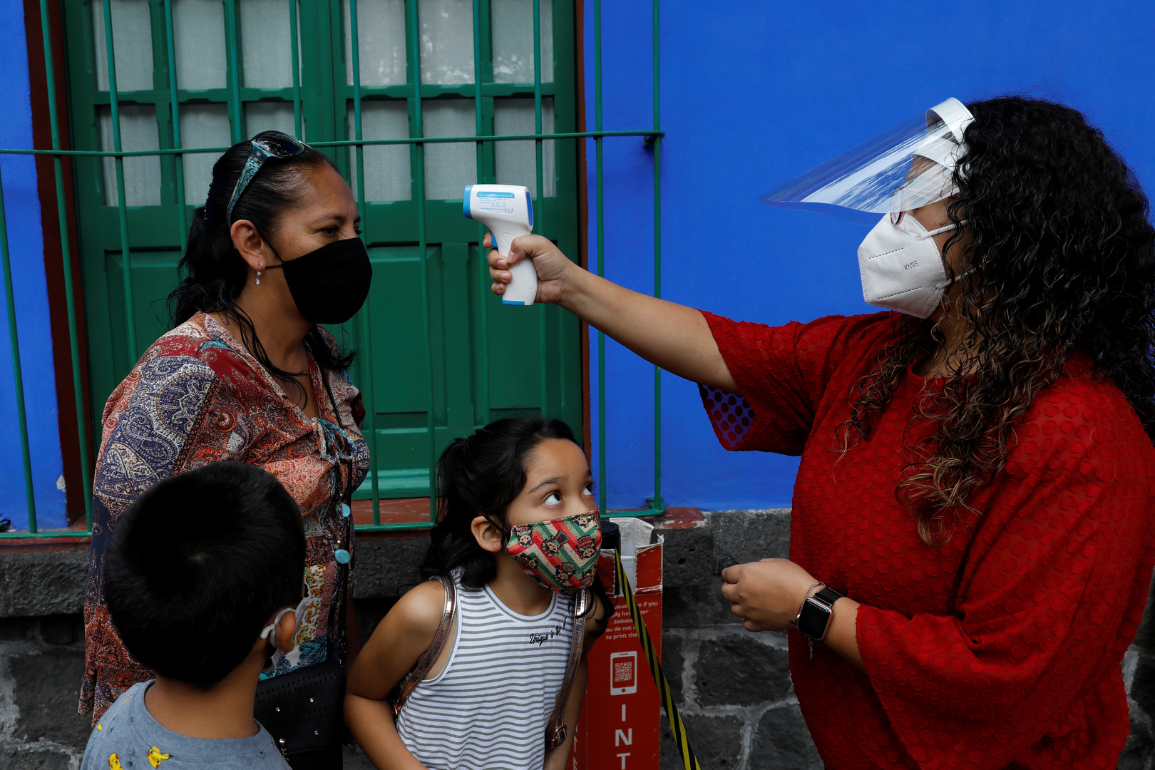 المكسيك تسجل نحو 5 آلاف إصابة و575 وفاة جديدة بكورونا