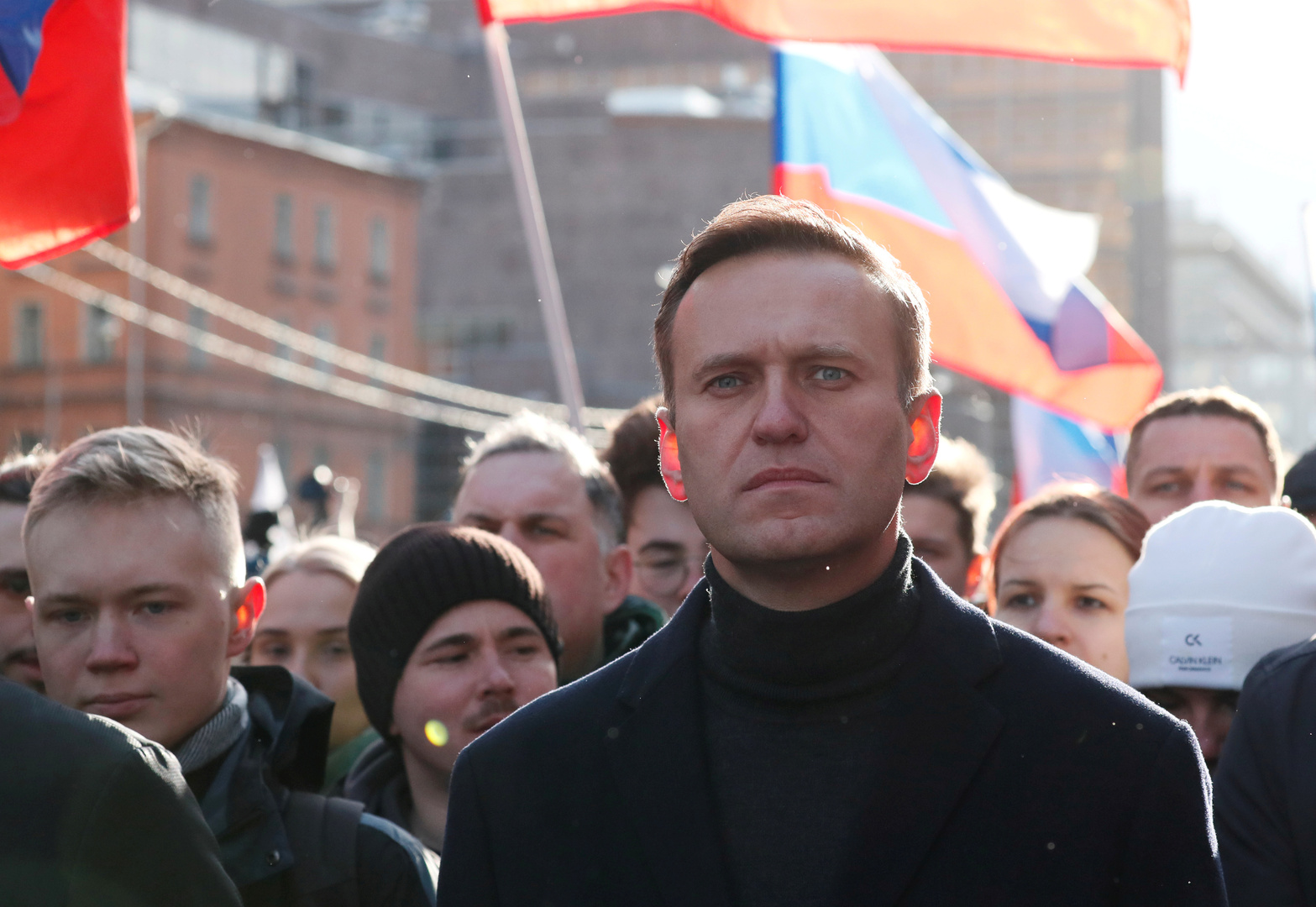 قضية نافالني: الغرب يسمم روسيا