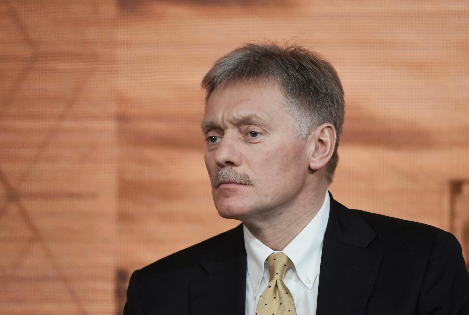 الرئاسة الروسية: الدعوات لوقف مشروع