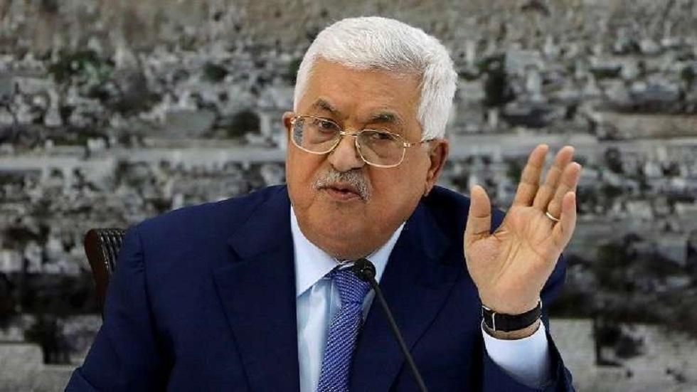 الرئيس الفلسطيني يطالب الجامعة العربية بالتأكيد على مبادرة السلام العربية