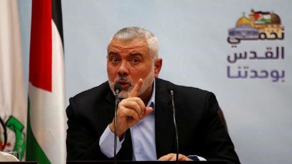 هنية: غزة اليوم ضاعفت قوتها أضعاف أضعاف ما كانت عليه عام 2014