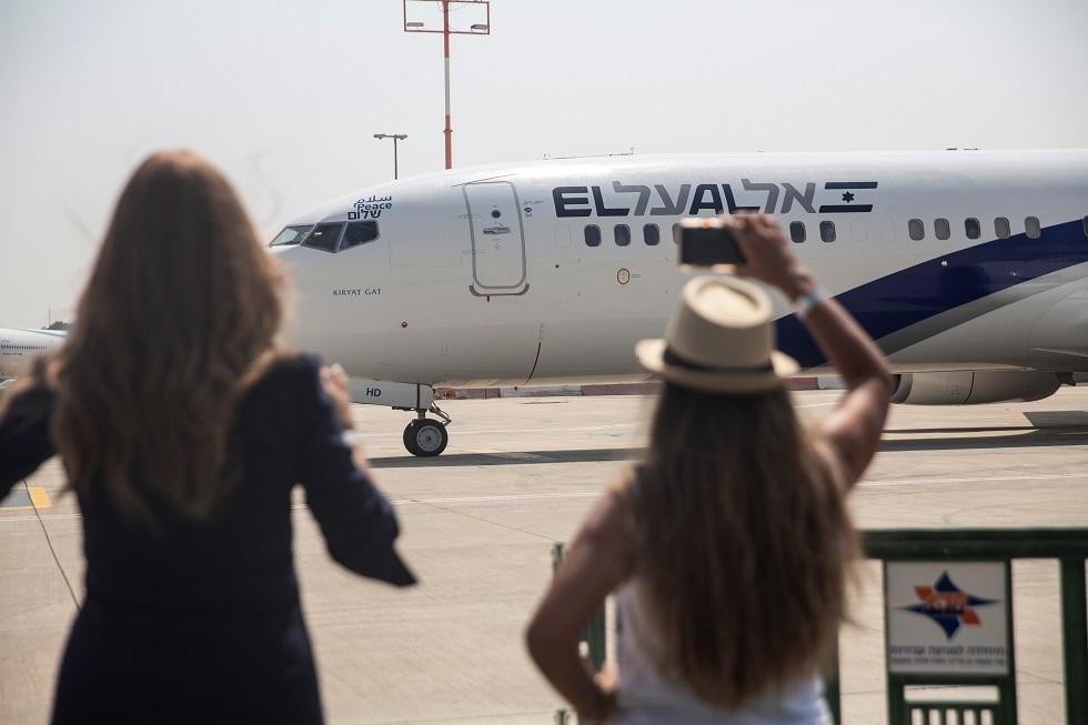 عبر أجواء البحرين والسعودية.. عودة أول طائرة إسرائيلية من الإمارات إلى تل أبيب