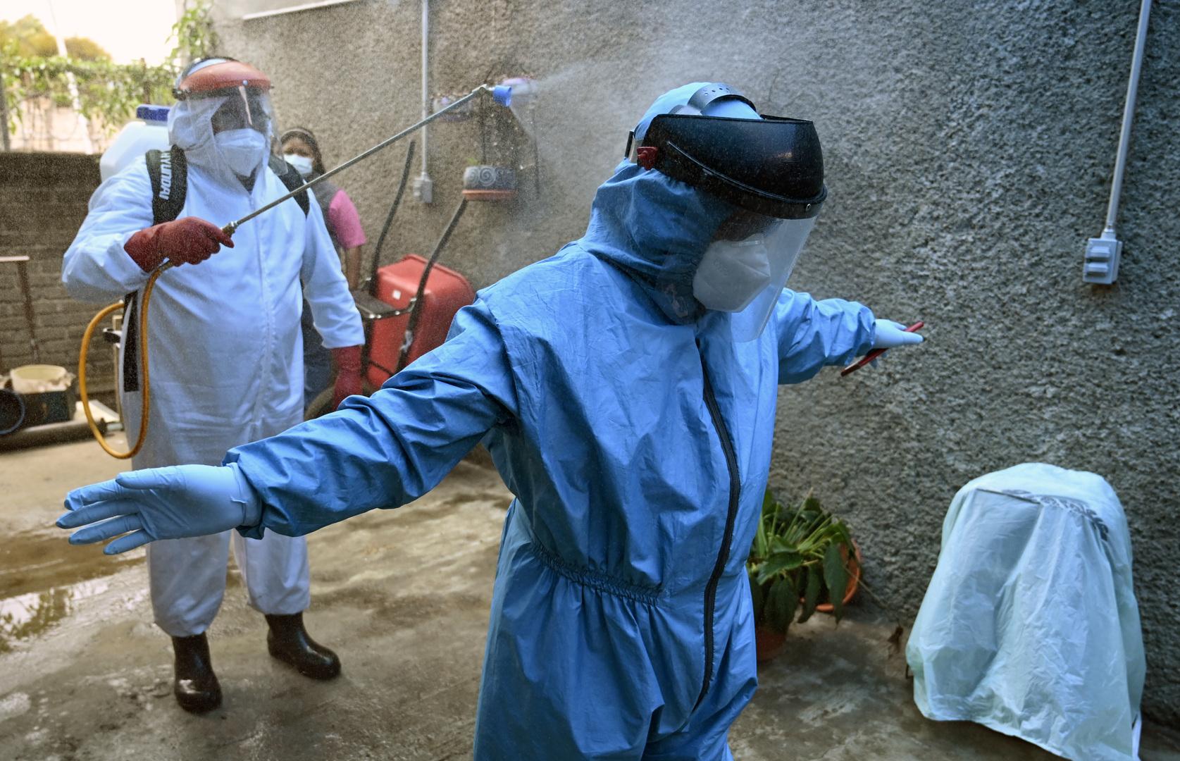 العفو الدولية: لدى المكسيك أكبر عدد ضحايا بكورونا بين الأطباء