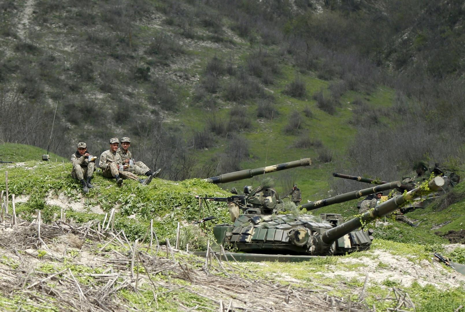 أذربيجان تعلن عدم مشاركتها في مناورات