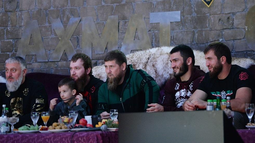 رئيس جمهورية الشيشان رمضان قديروف: أبنائي كسروا مقاومة خصومهم